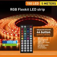 Quintezz RGB Flexkit 150 LED