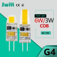 Switt LED G4 Dimbare LED G4 Lamp COB SMD